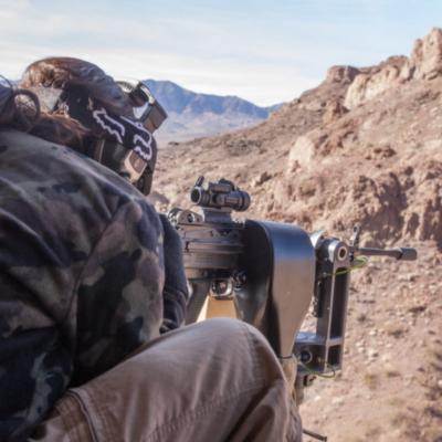 Full-Auto Shooting Las Vegas