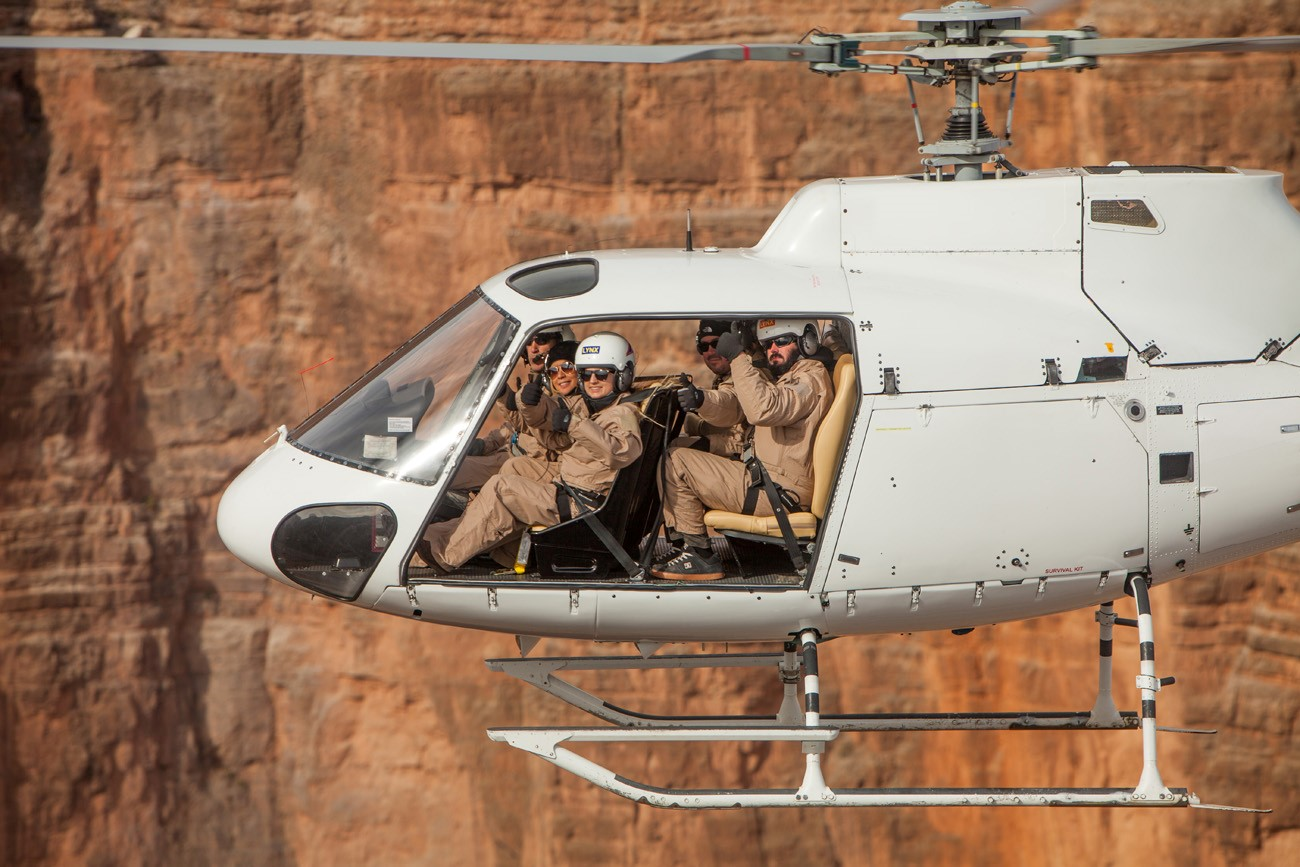 Doors Off Grand Canyon Helicopter Tour  Las Vegas Outdoor Range