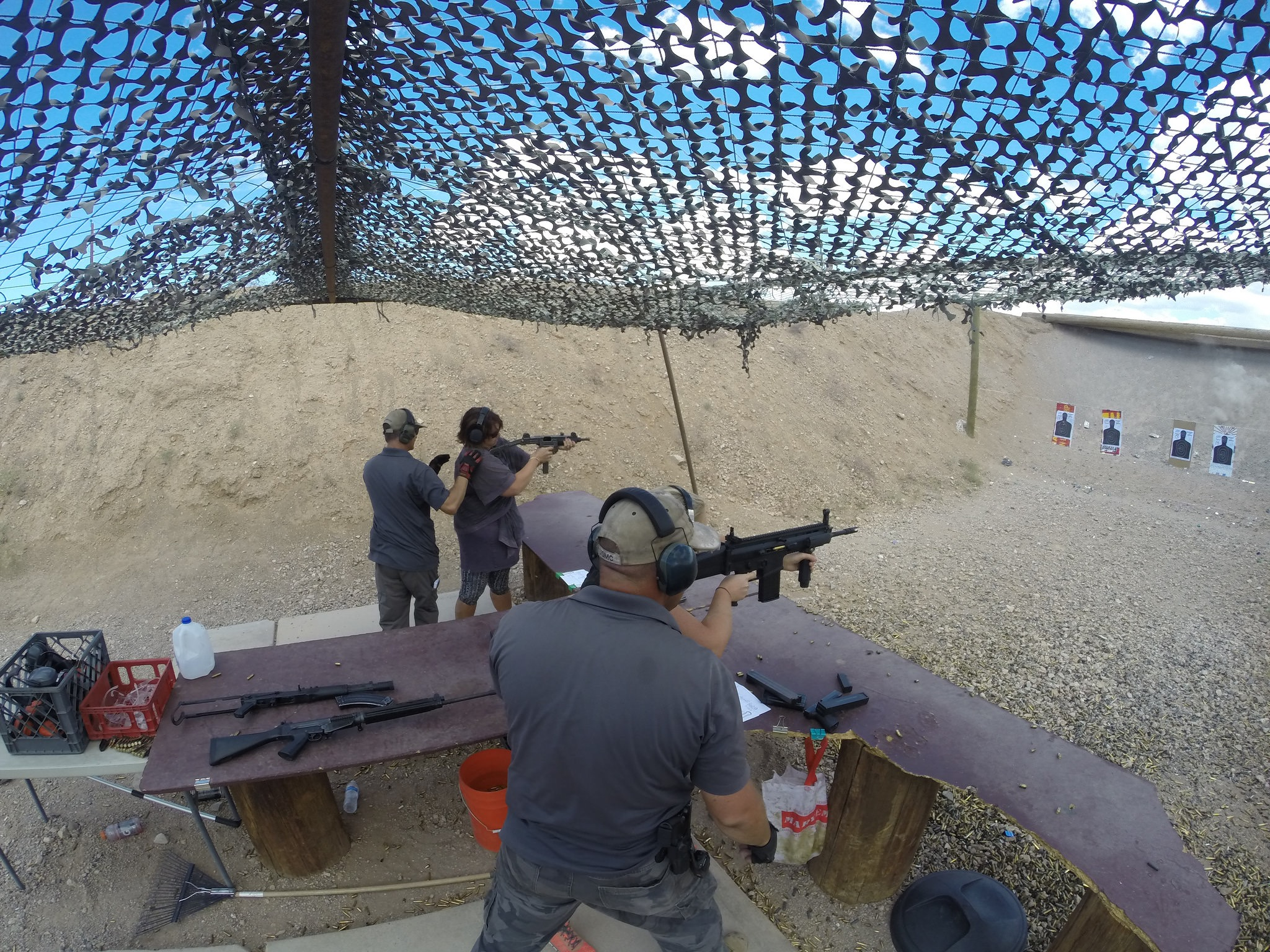 Full Auto Shooting Tour
