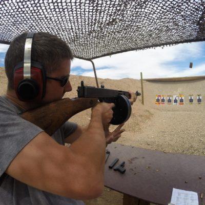 Tommy Gun Las Vegas