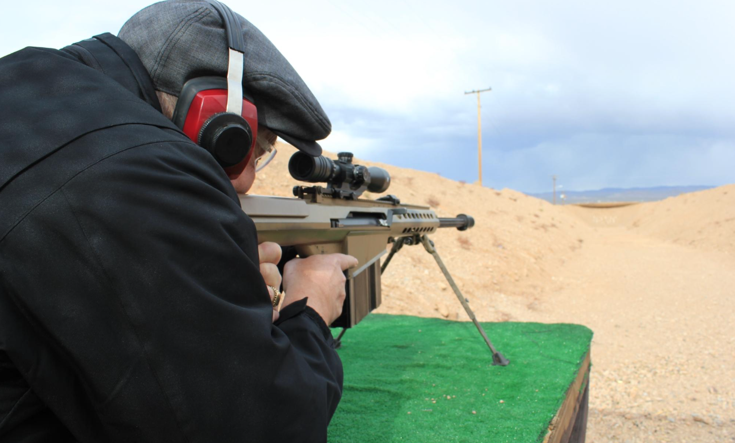 Las Vegas Gun Range