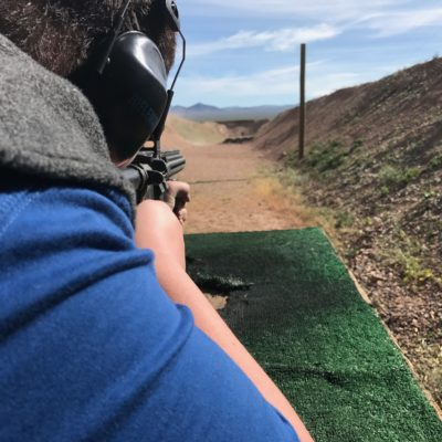 Outdoor Shooting Experience