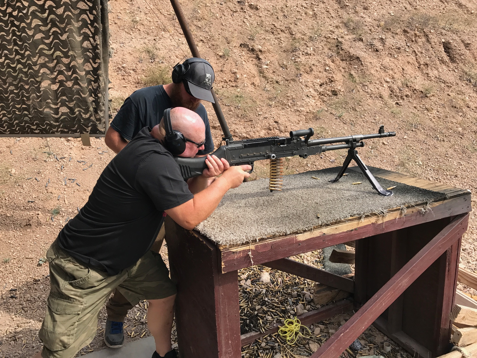 Full Auto Machine Guns Las Vegas