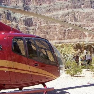 Las Vegas Helicopter Tour