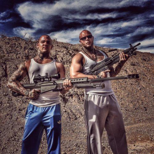 Locked and Loaded Machine Gun Adventure