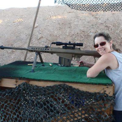 Gun Range Vegas