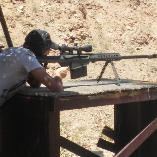 Barrett Shooting Range Las Vegas