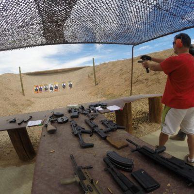 Las Vegas Gun Adventure