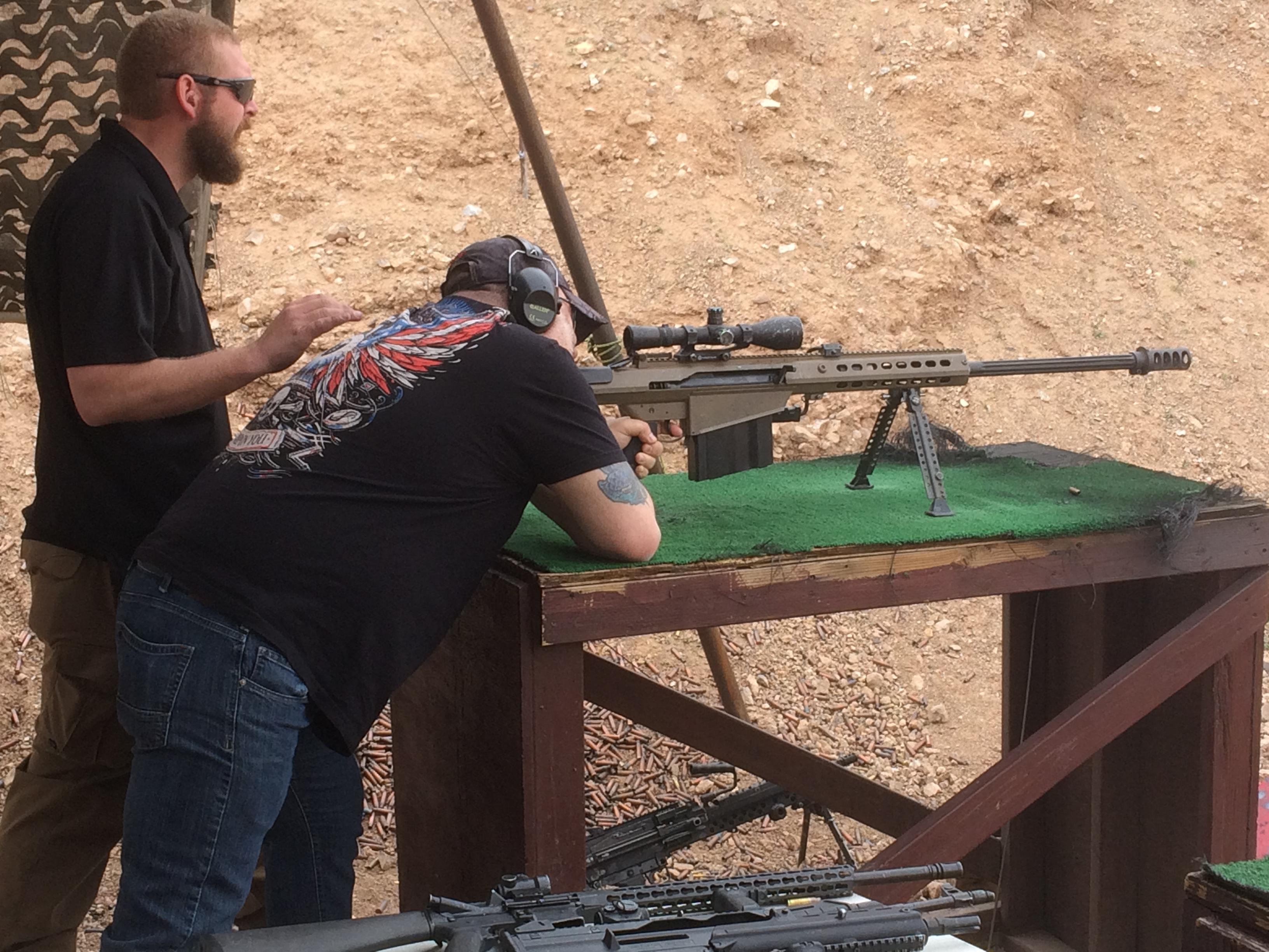 SGniper Shooting Las Vegas
