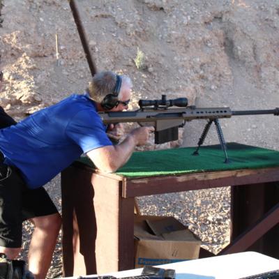 Desert Shooting Adventure