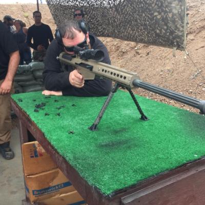 Gun Range Las Vegas