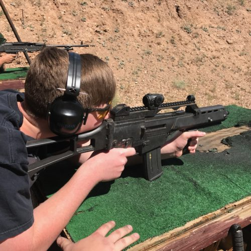 G36 Full Auto Machine Gun