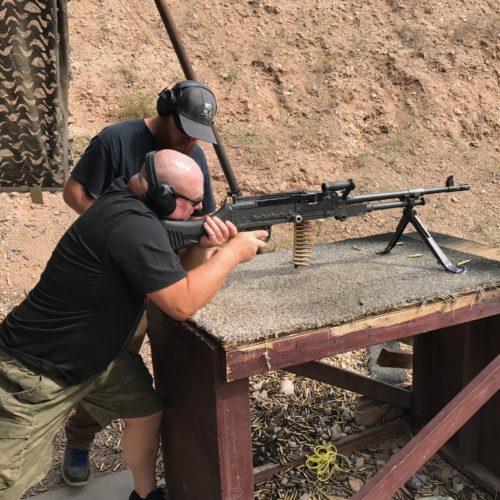 Full Auto Machine Guns Las Vegas