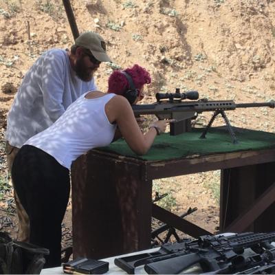 Barrett .50 Cal Shooting Experience
