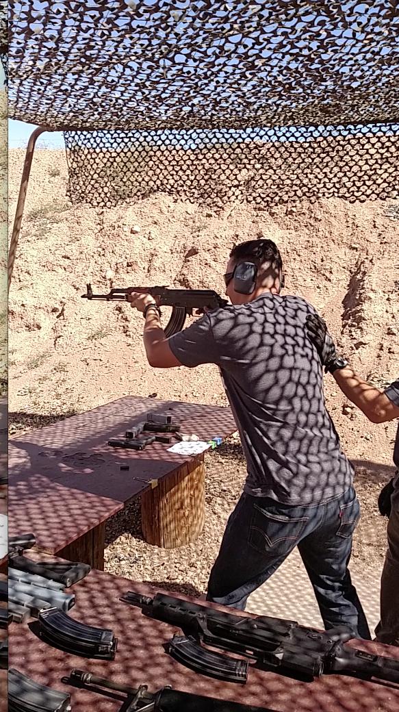 Las Vegas Gun Tour