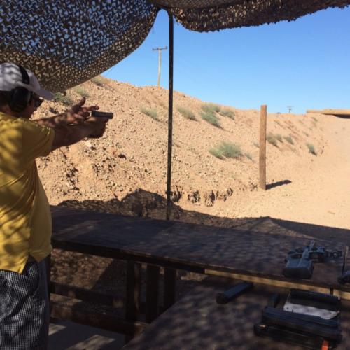 Shooting Range Vegas