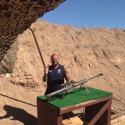 Vegas Shooting Range